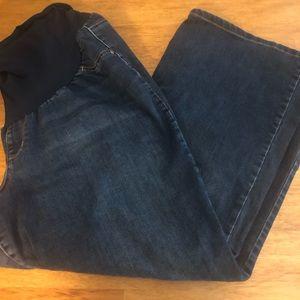 EUC Motherhood Maternity Plus Size Jeans